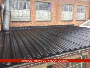 SWEPCO Heavy Duty Roof Coating